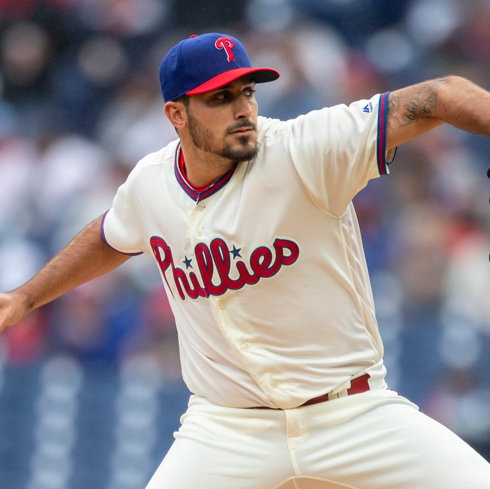 On a rainy Sunday, Eflin's value to Phillies quite clear