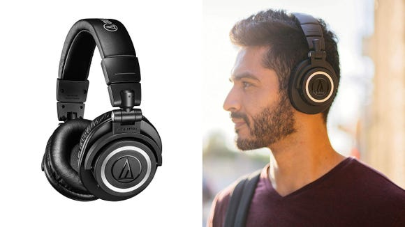 These wireless headphones are great, especially for those on-the-go.