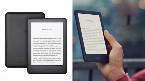 Get the all-new Kindle on sale—for its lowest price ever.