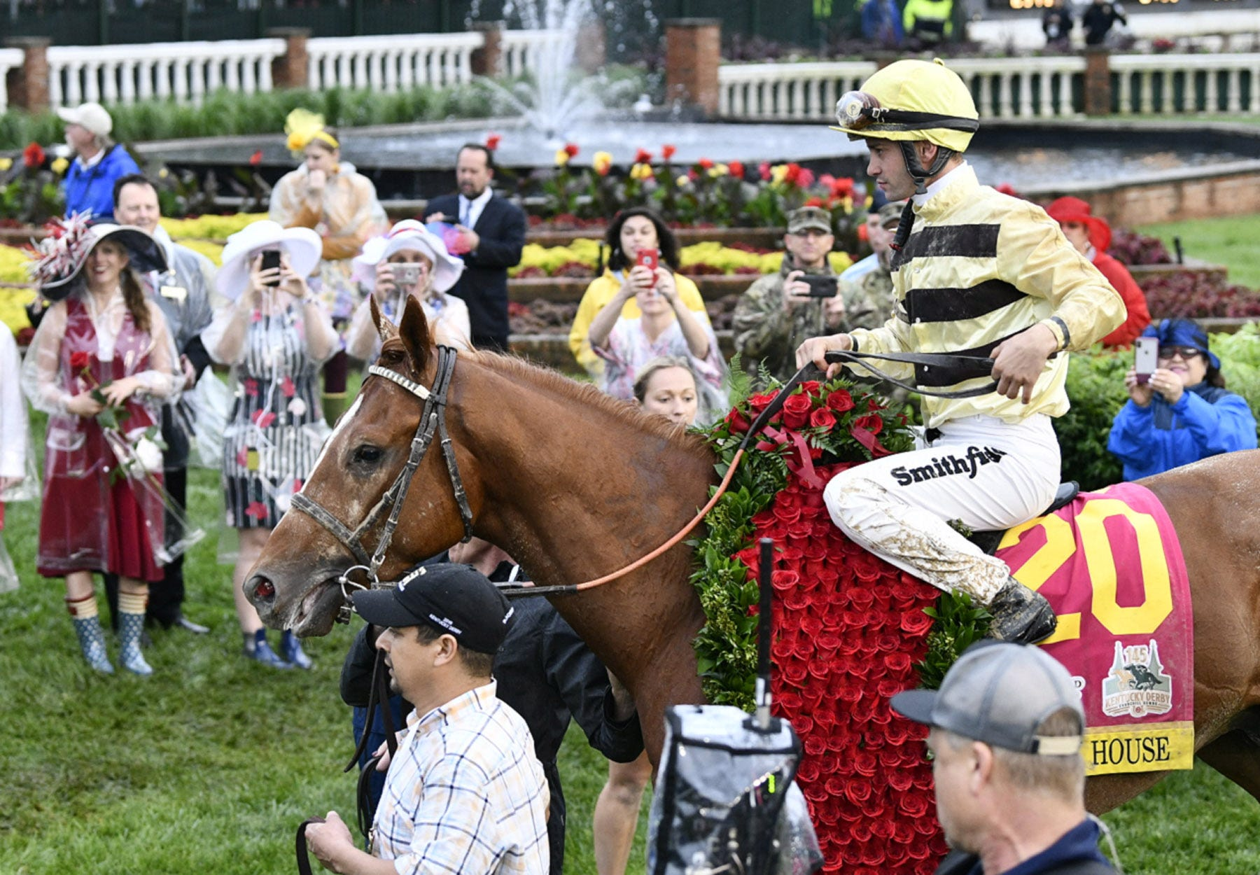 Country House's Kentucky Derby win ranks among biggest upsets in race's history