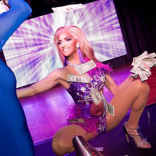 Long Branch native drag queen Jolina Jasmine will be at the House of Independents in Asbury Park on June 1.