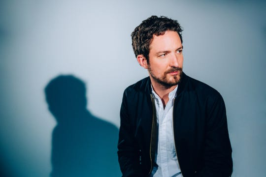 Frank Turner and the Sleeping Souls play the Stone Pony Summer Stage in Asbury Park on May 12.