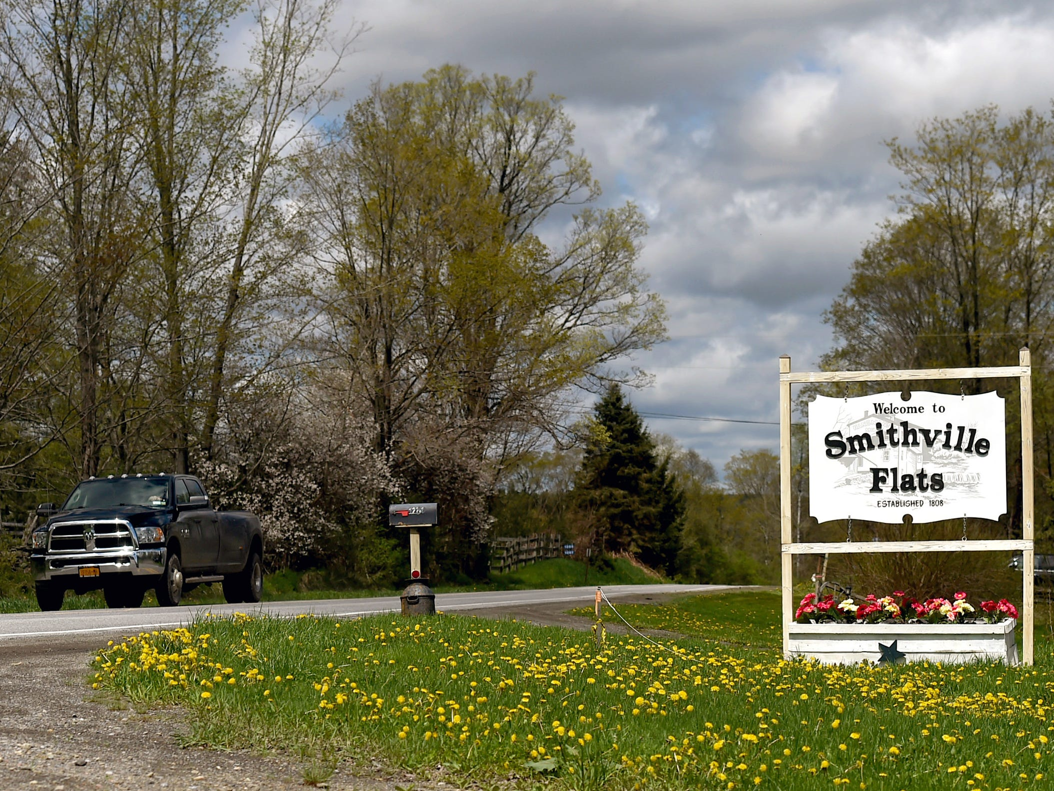 Smithville Flats in Chenango County. Amelia Wakefield was found dead inside a Smithville Flats home on Friday, May 3.