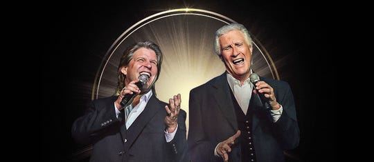 The Righteous Brothers are in town March 29.