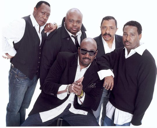 The Temptations close out the season with a June 6 concert.