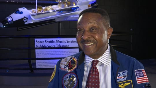 Former NASA astronaut Winston Scott will be the keynote speaker at the Florida Historical Society banquet.