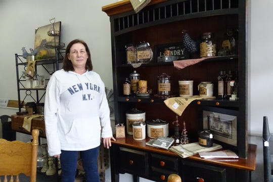 Bucyrus grad Debbie Schifer has opened Annie's Primitive Marketplace at 238 S. Sandusky St.