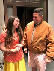 """The Borderline Players present the original comedy """"All Together Now"""" from May 10-19 at the Haskell Opera House."""