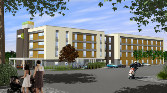 Home2 Suites by Hilton is planned to open in the summer of 2020 by La Palmera Mall.