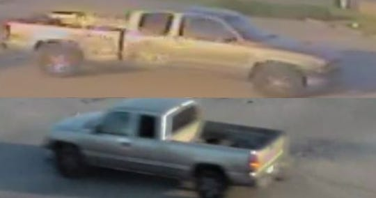 Corpus Christi police are seeking the public's help in find identifying the man driving a Chevy Silverado extended cab after armed robberies on May 5 and May 6, 2019. Anyone with information should call Crime Stoppers at 361-888-8477 or police at 361-886-2600.