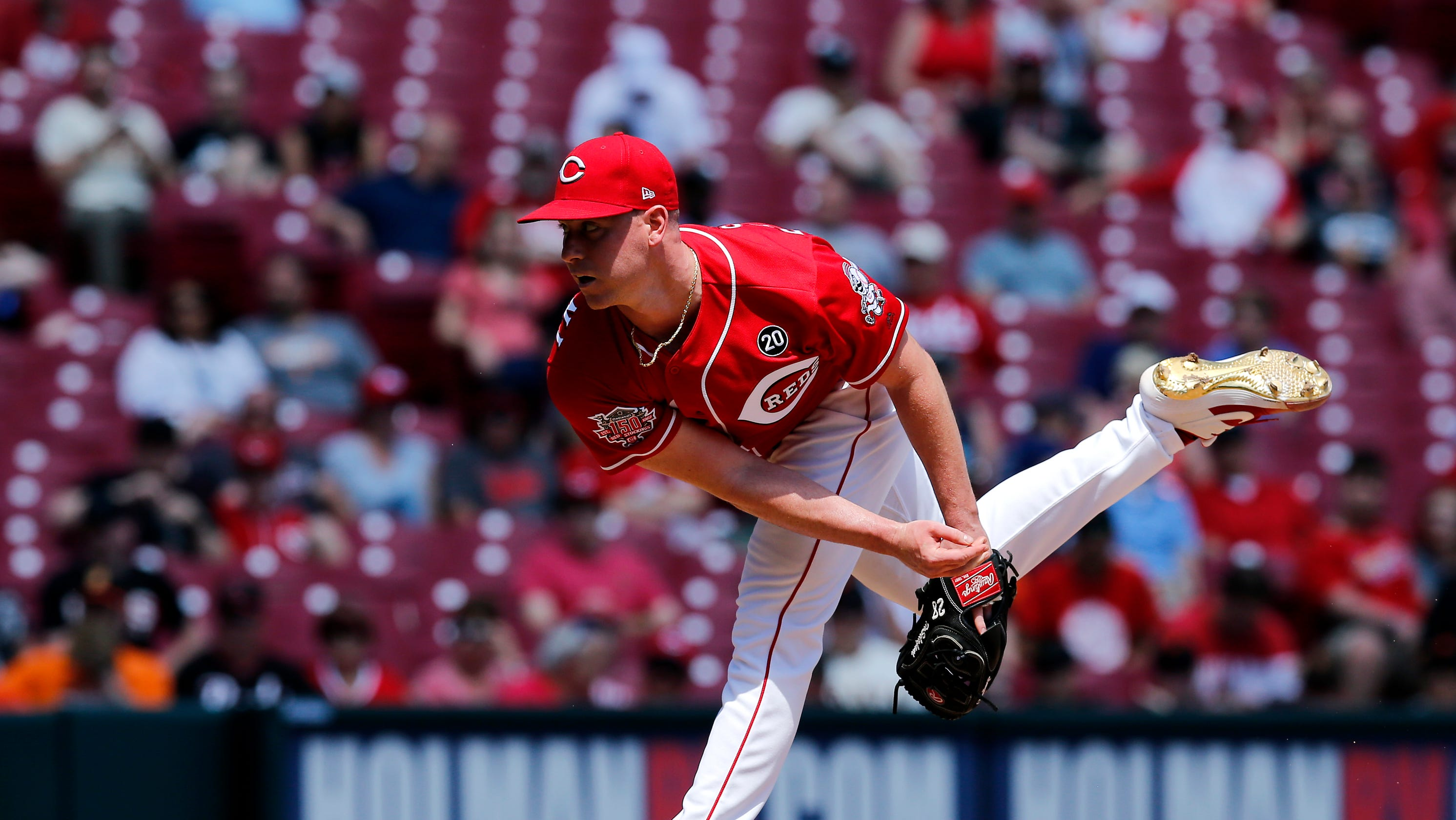 Fastballs At Top Of Zone Are A Big Weapon For Cincinnati