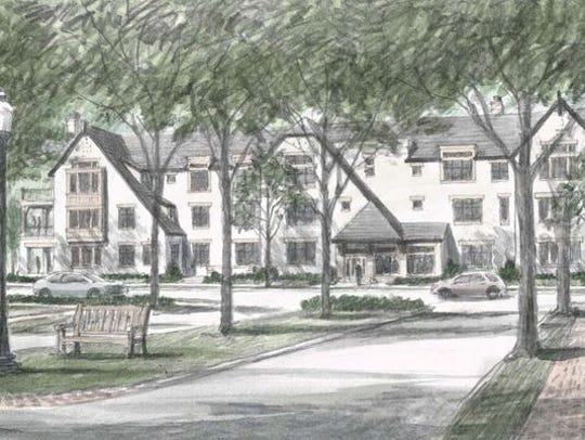 The final phase of a $100 million condominium project 12 years in the making at five sites near Mariemont village square is all but finished.