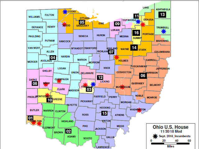 Ohio gerrymandering: What could a new map mean for 2020 election?