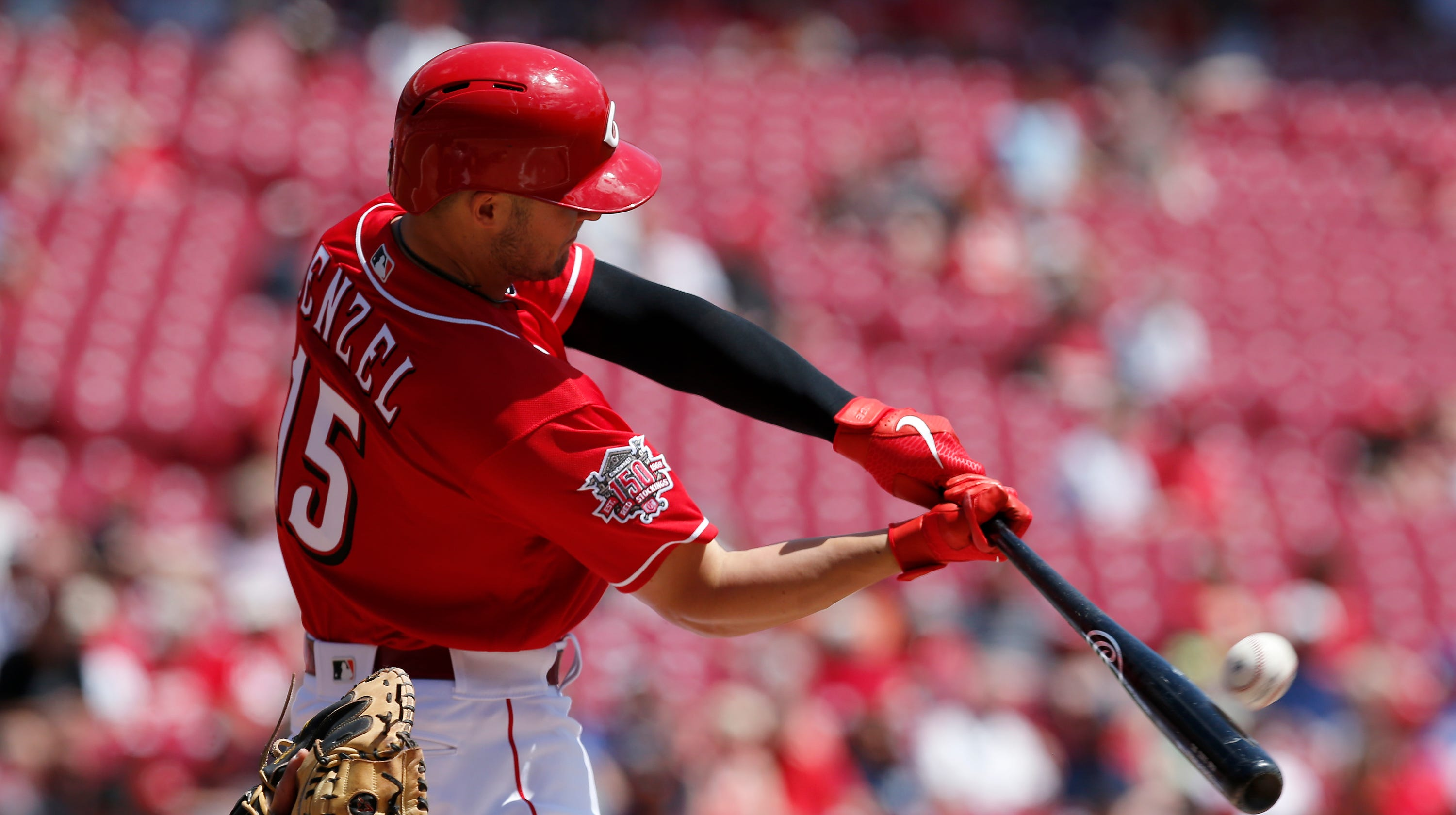 GALLERY: Cincinnati Reds Vs. San Francisco Giants, May 6