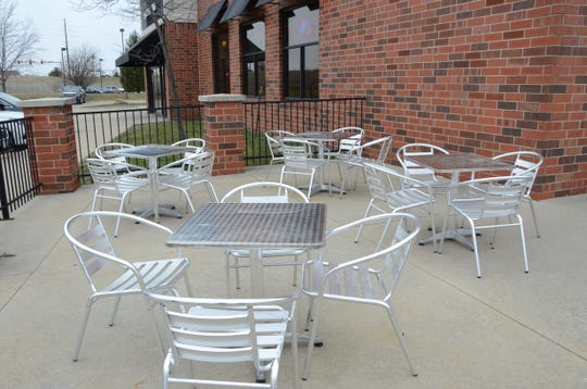 The patio at Five19 Restaurant & Bar is one of the newest to join the al fresco dining roundup for 2019.