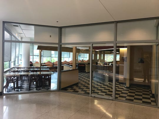 Panda Chinese Food recently relocated from Kaleisdoscope at the Hub to   the Capital Square building on the skywalk level.