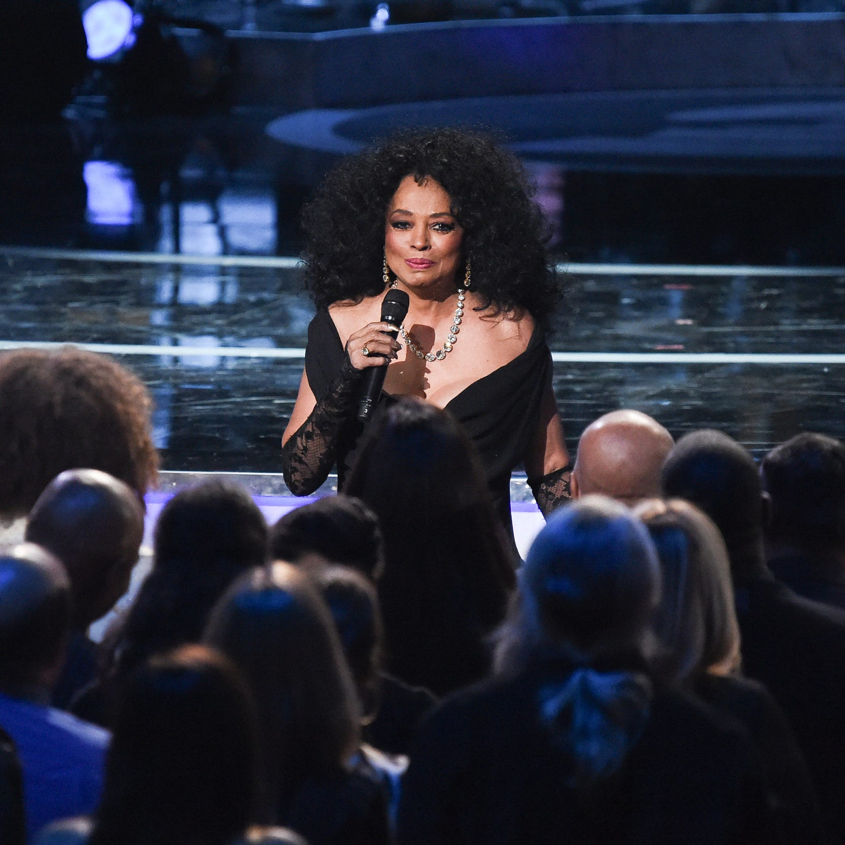 Diana Ross feels 'violated' by TSA agent who touched between her legs