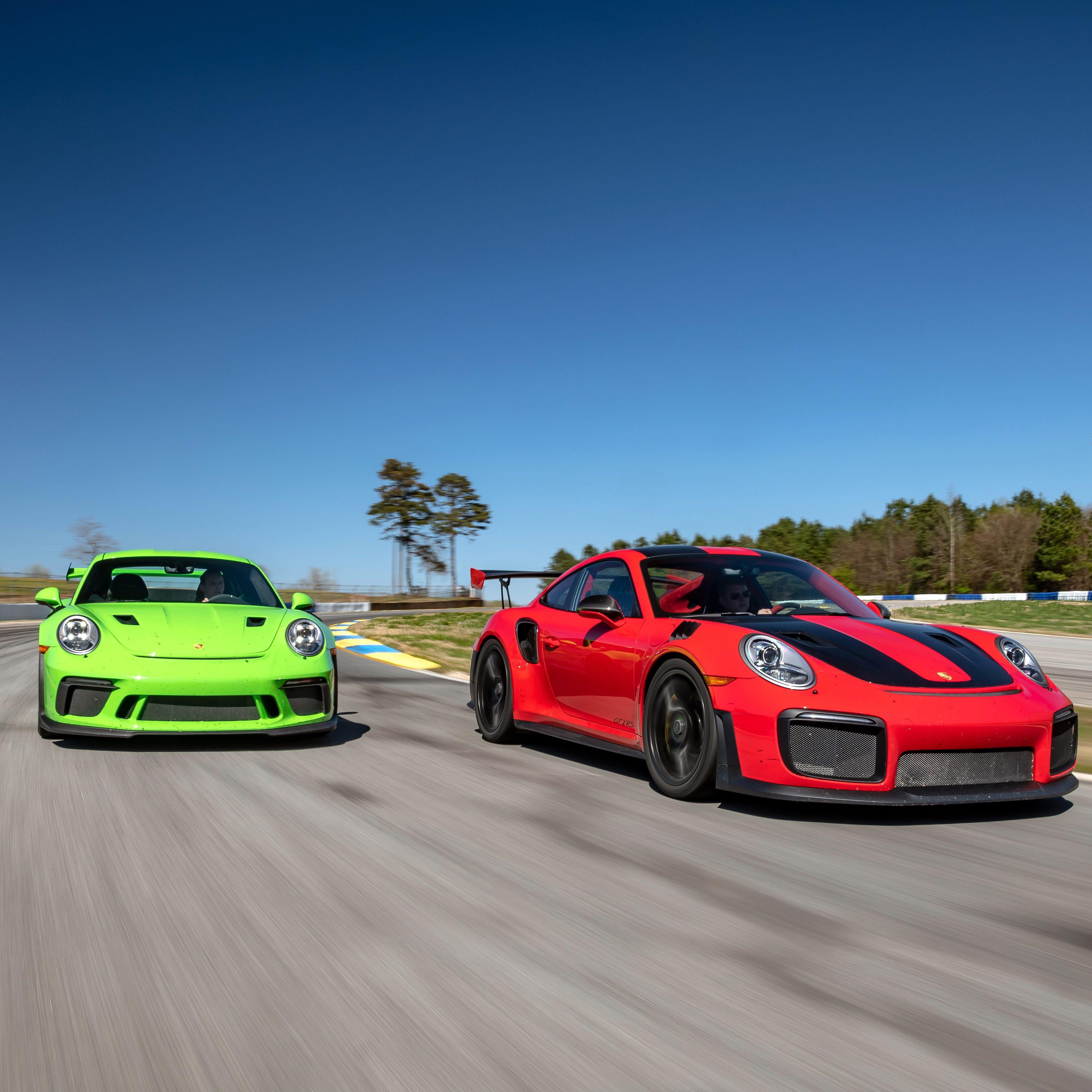 Payne: In 'Vette vs. Porsche War, 911 GT2 sets the standard