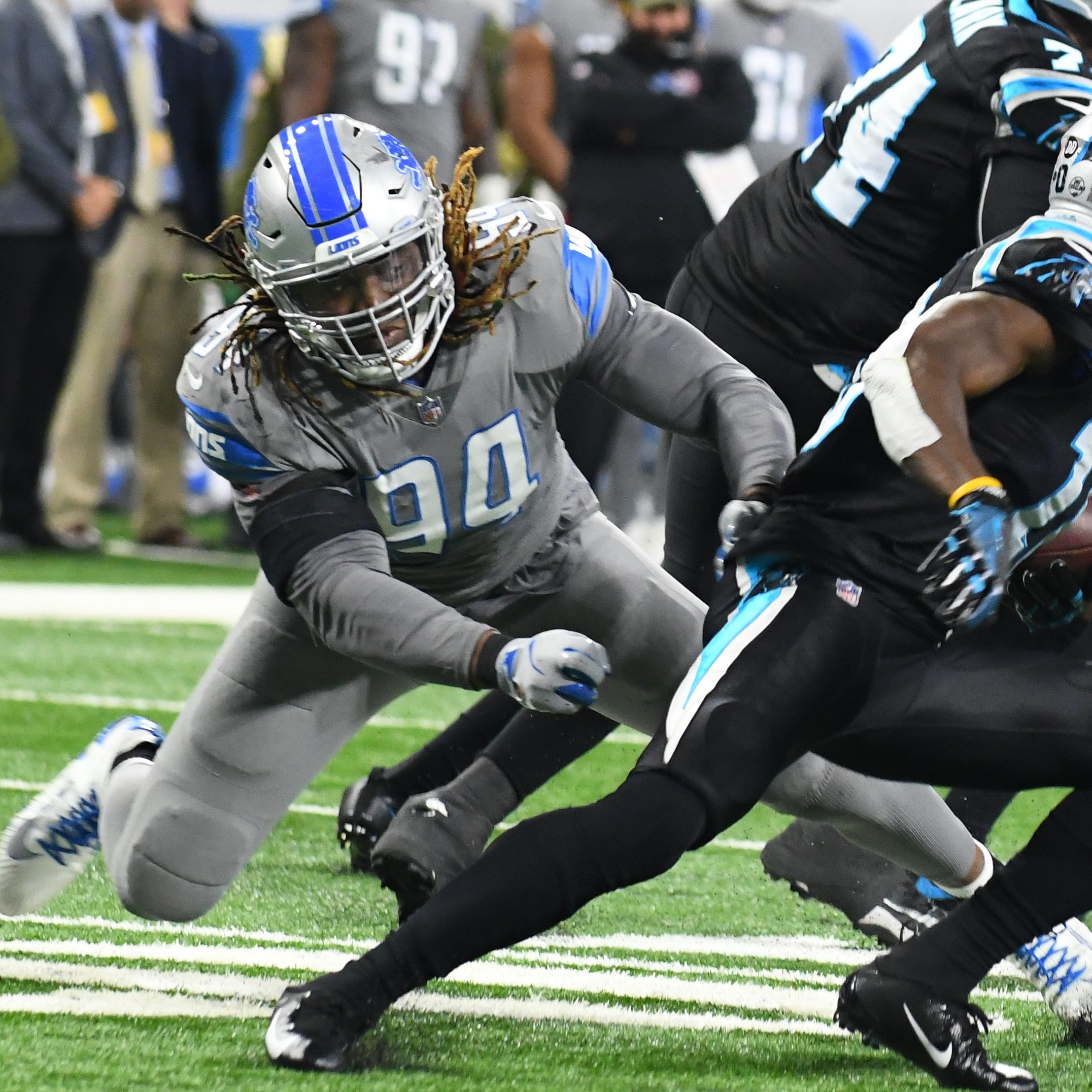 CBS Sports projects ex-Lions Ziggy Ansah to Bills, Ndamukong Suh to Colts