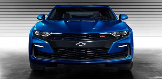 The 2019 Camaro SS was faulted for its front-end looks, a too-conservative styling update and poor visibility.