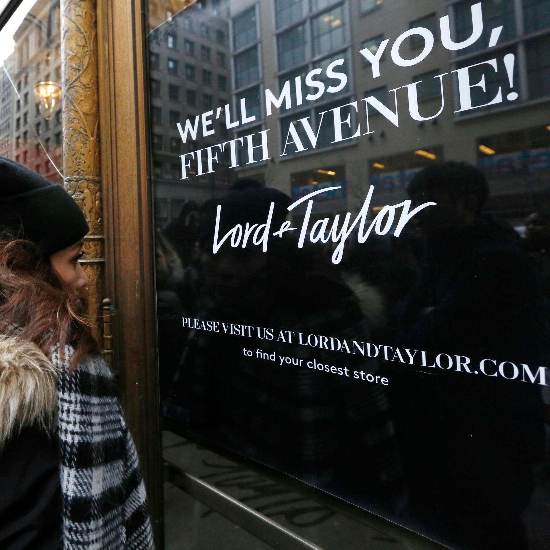 Lord & Taylor may be put on the block soon