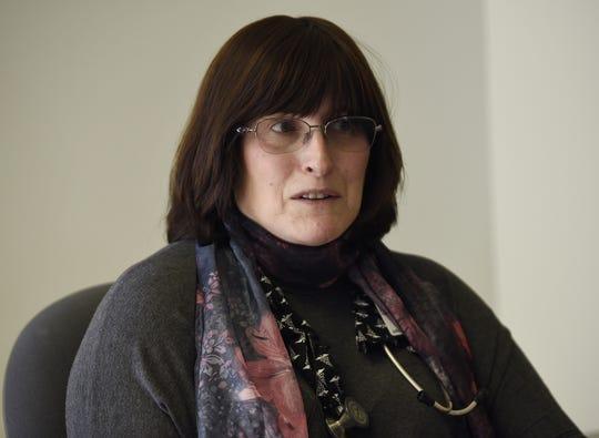 Dr. Julia Aharonov talks about the detox program  she operates at Pontiac General Hospital.