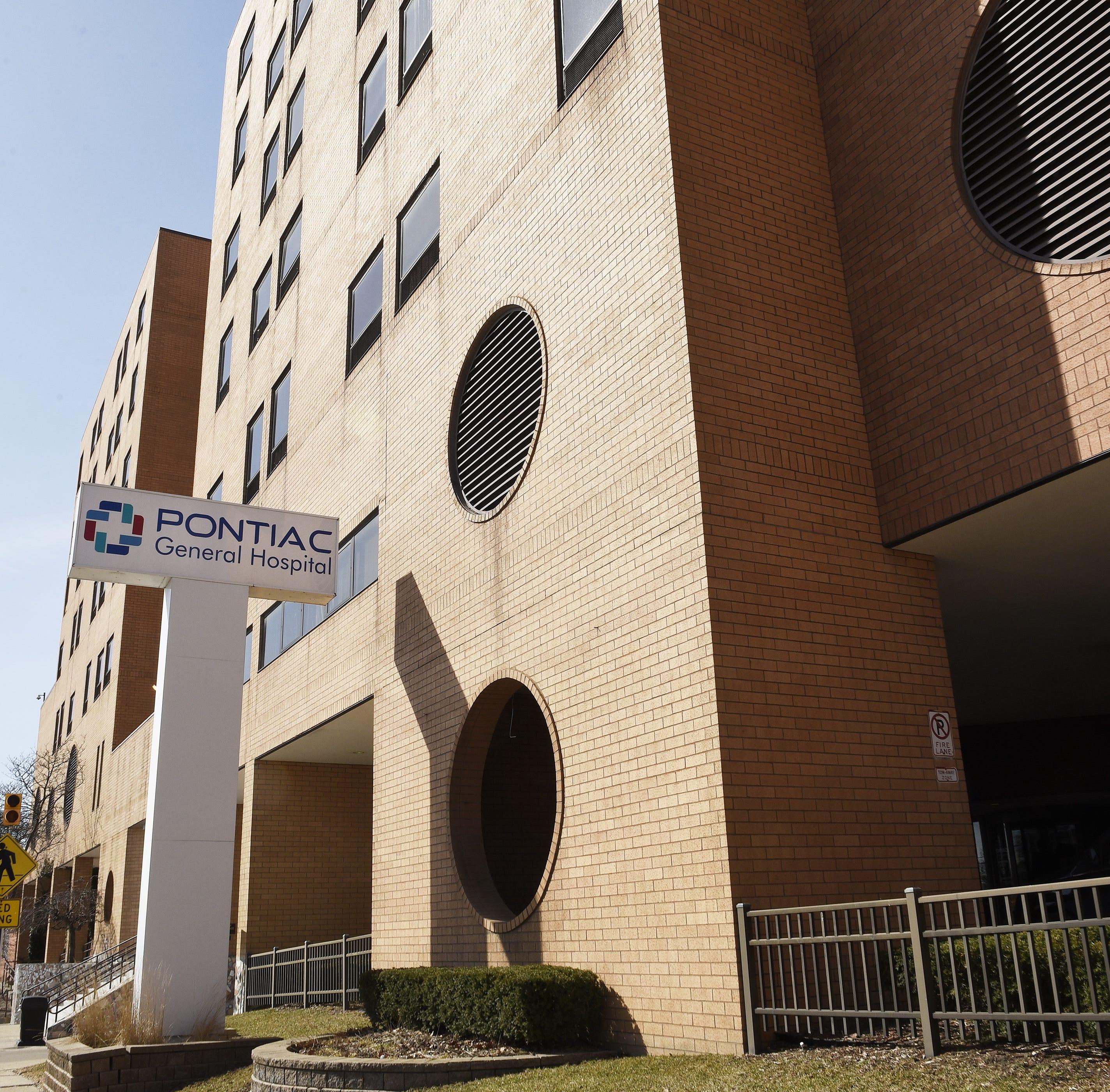 Controversial opioid detox helps turn around Pontiac General Hospital