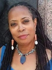 Anita Belle, a reparations activist from Detroit, is running for president
