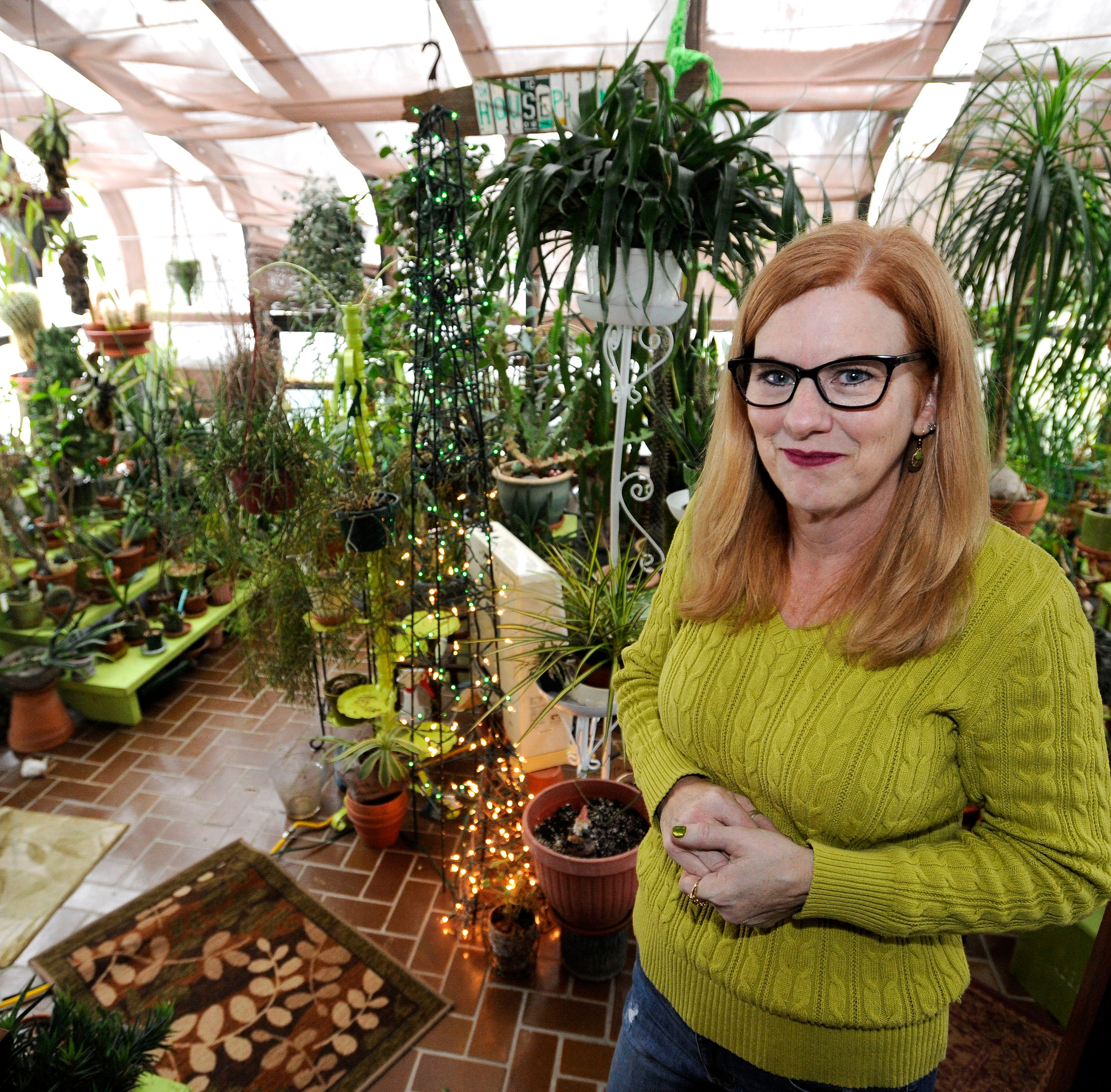 Livonia plant guru's now book sheds light on growing 'in the dark'