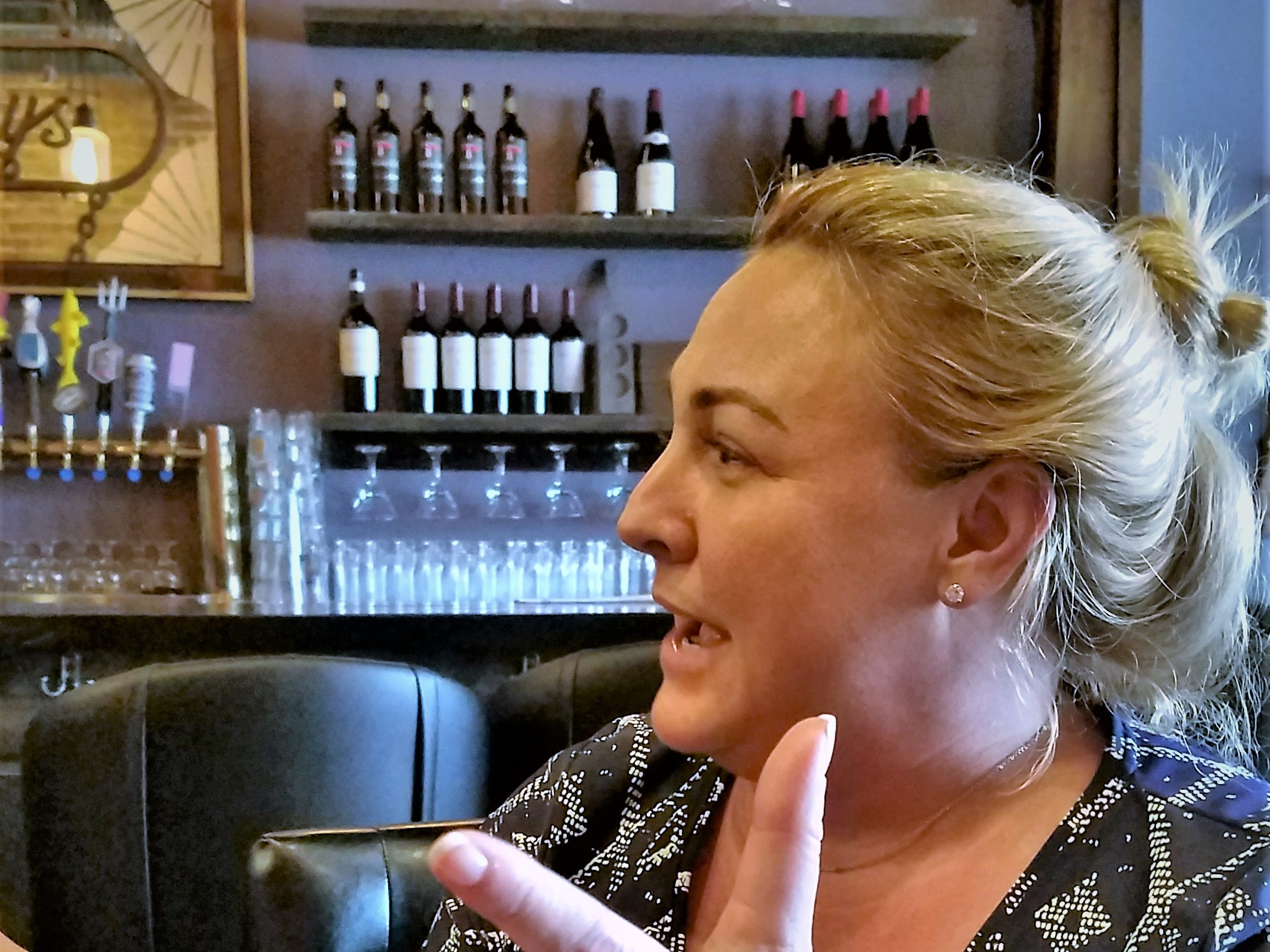 Amy Word-Smith recounts the joys and tribulations of opening Amy's on Franklin.