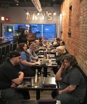 You'll find creative sandwiches, steaks, house-smoked meats and much more in an elegant/industrial atmosphere at Amy's on Franklin.