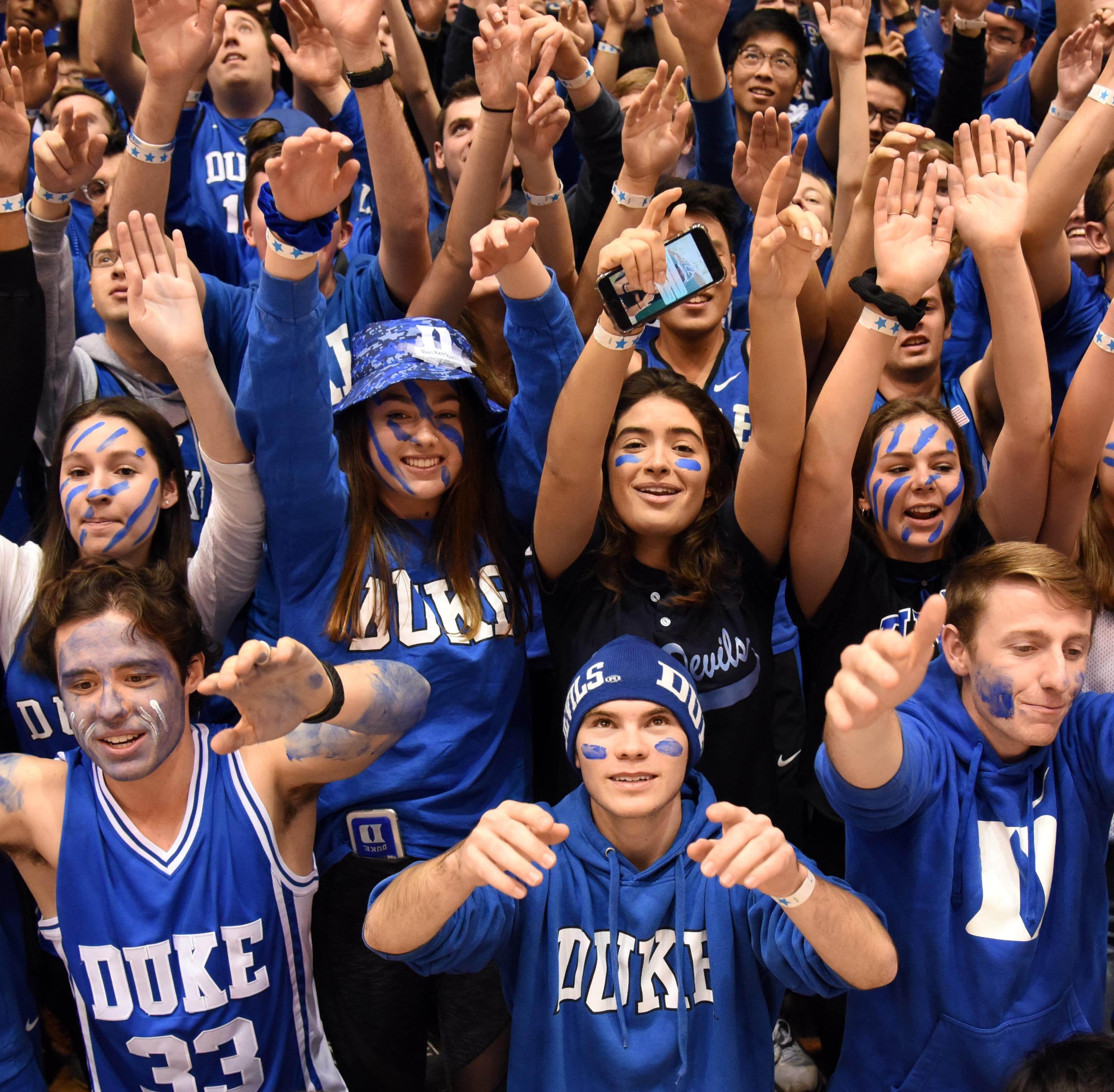 Colorado State basketball team to play at Duke next season