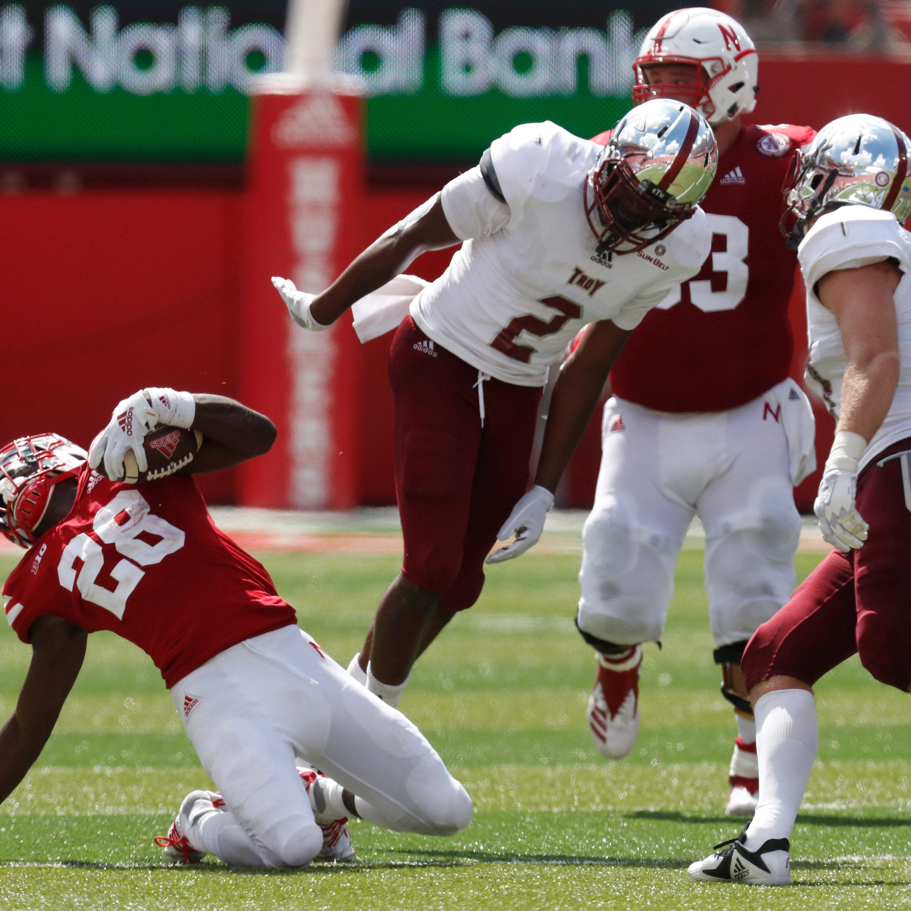 Colorado State football team adds transfer linebacker from Troy University