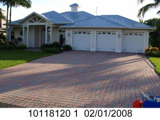 This home at 5515 SW 14th Ave., Cape Coral, recently sold for $803,000.