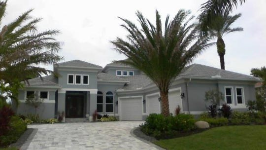 This home at 1903 Harbour Circle, Cape Coral, recently sold for $1.925 million.