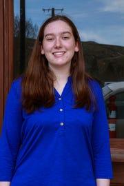 Julia Vogt, senior at Belt High School