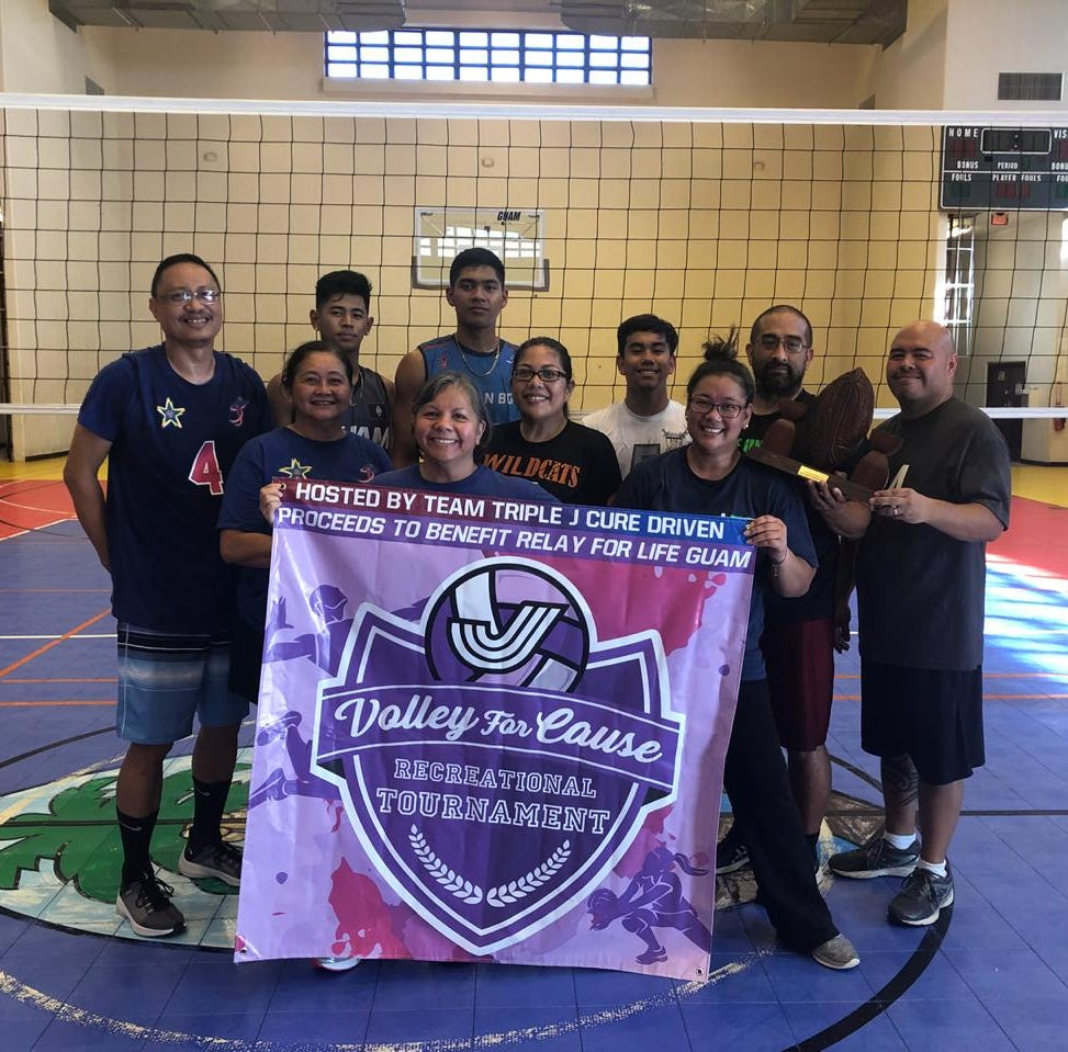 IT&E, Isa/Hytz take top spots in Triple J'sVolley For a Cause tournament