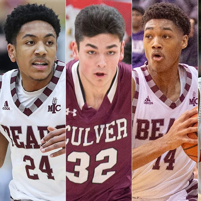 Here are the top 15 Indiana high school basketball players in the Class of 2020