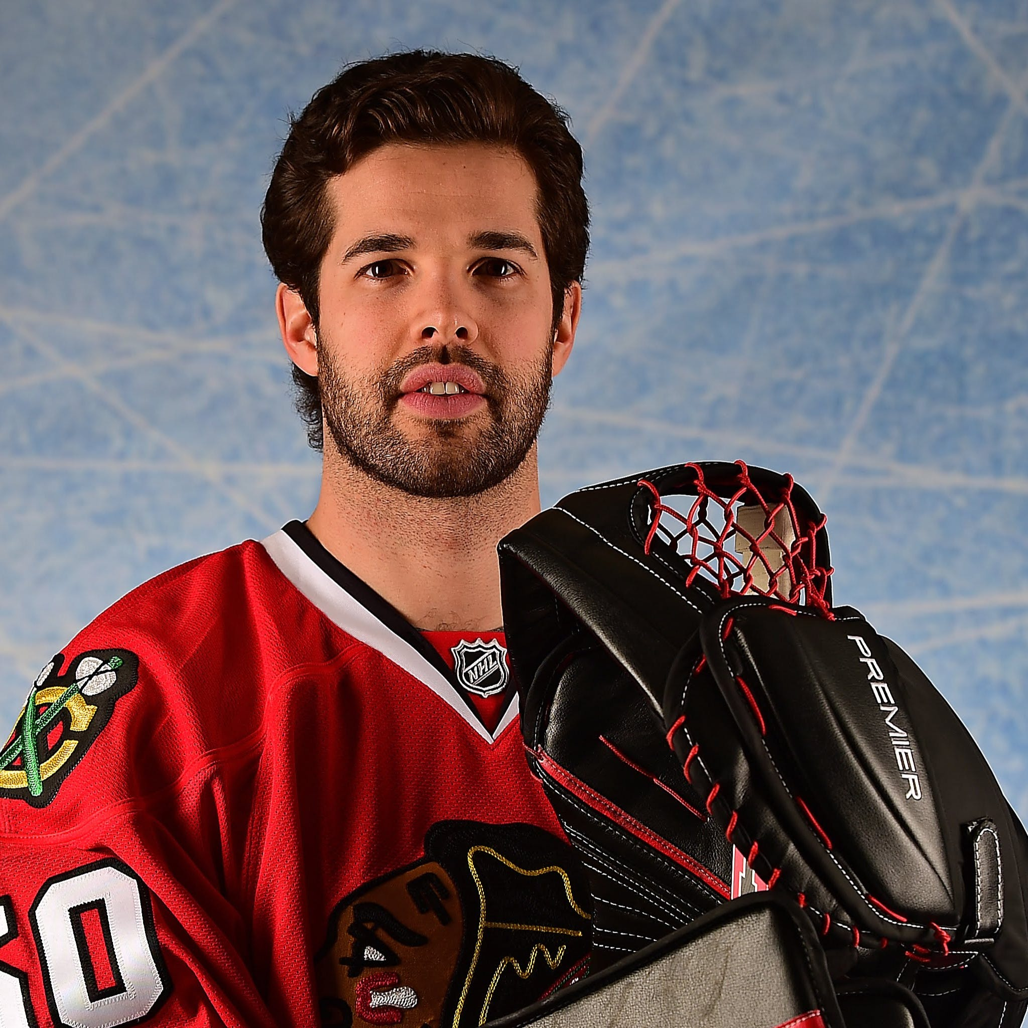 Chicago Blackhawks goaltender Corey Crawford will drive pace car for IndyCar Grand Prix