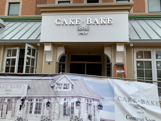 The hurry-up-and-wait construction process has pushed Cake Bake in Carmel's opening day from fall 2018 to what owner Gwendolyn Rogers says she hopes will be July 4 weekend 2019. The shop is slated for 800 Rangeline Road at Carmel City Center.
