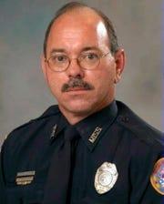 Police officer John McKeithen