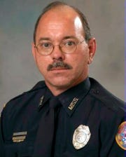 "Police officer Robert ""Mac"" McKeithen"