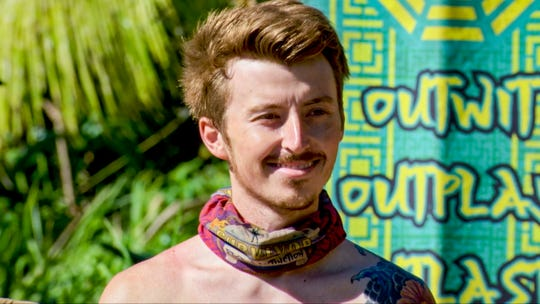 "Gavin Whitson on ""Survivor: Edge of Extinction."""