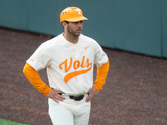 Tennessee's Ross Kivett is in his second season as a volunteer coach.