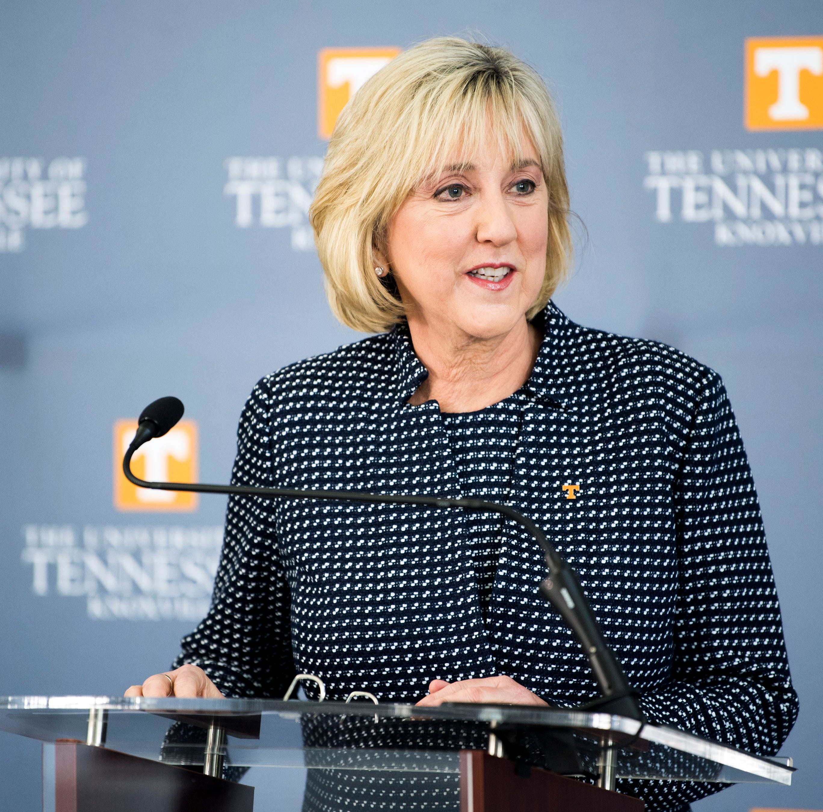 UT-Knoxville chancellor talks plans: 'I'm thrilled to return to the University of Tennessee'
