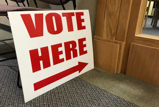 Voting has been light leading up to Lafayette's city primary on Tuesday, May 7, 2019. The polls will be open 6 a.m. to 6 p.m. Tuesday