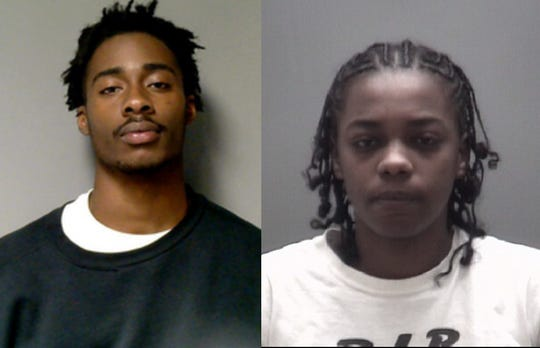 Aaron Ross and Lashay Hursey are charged with killing Hanna Barron.