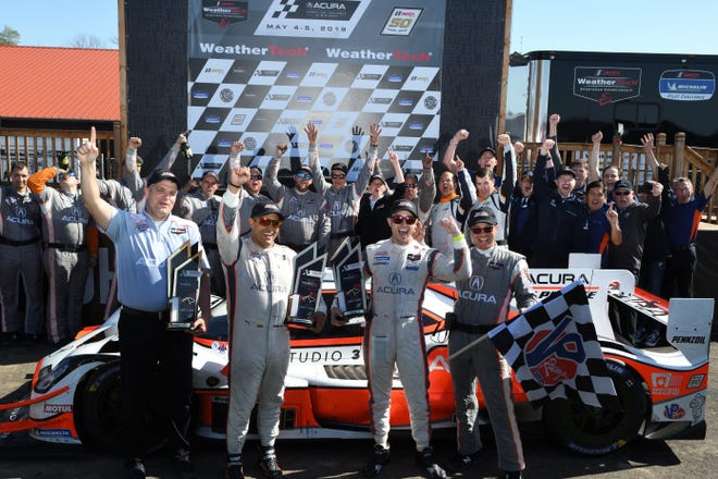 The Acura Sports Car Challenge Presented by TLX Type S returns to Mid-Ohio this weekend.