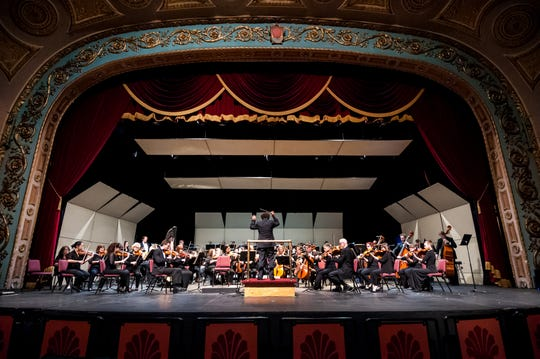 The Mansfield Symphony Orchestra will perform at 8 p.m. Saturday at the Renaissance Theatre.