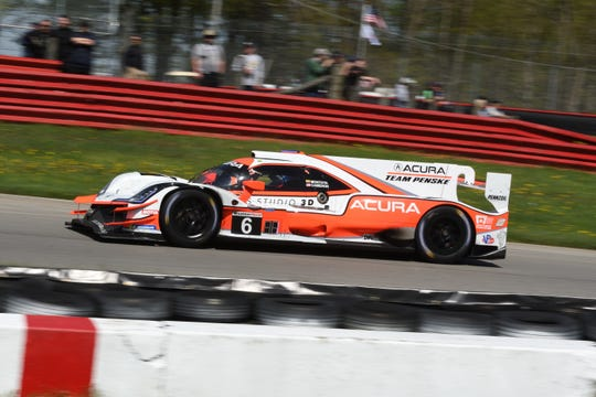 The 2020 Acura Sports Car Challenge at Mid-Ohio had been rescheduled for Sept. 25-27.